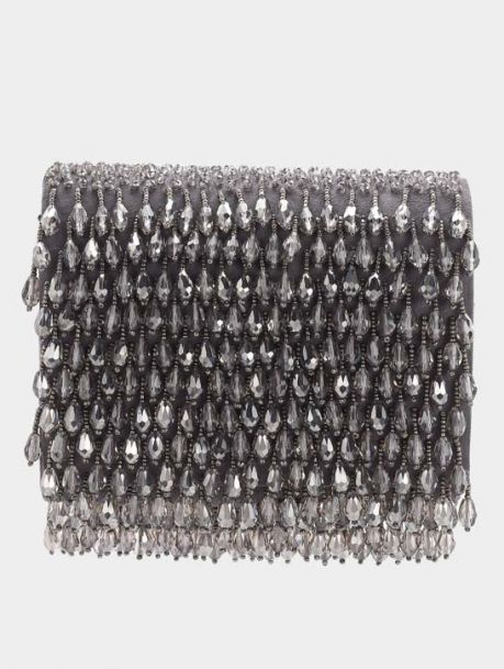 Aanchal Sayal Cocktail Crystal Clutch