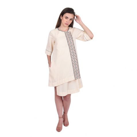 Shruti Sancheti Ecru Tunic