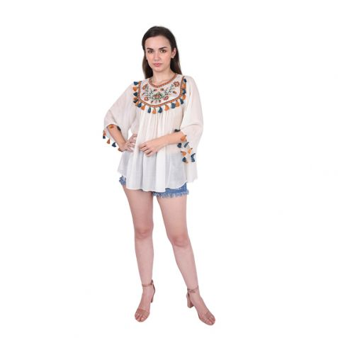 Shruti Sancheti Bone Top