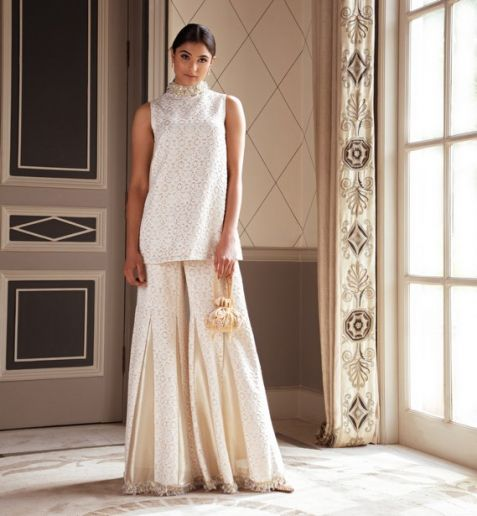 Pernia Qureshi Brands Sharara Set