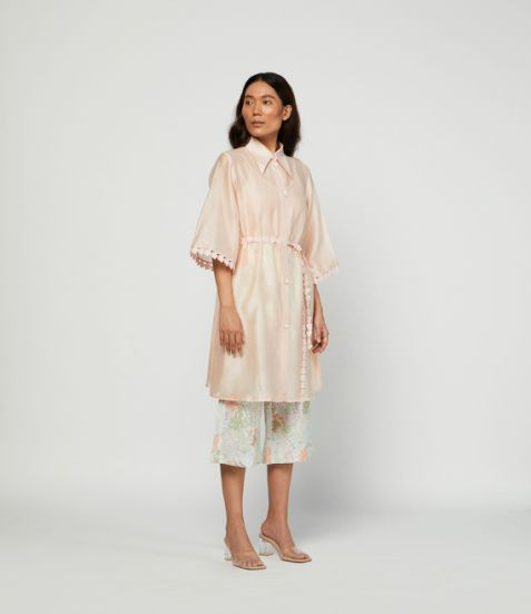 Meadow Label Sunkiss Lace Tunic Set