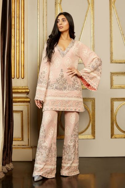 Pernia Qureshi Brands Kurta Pant Set
